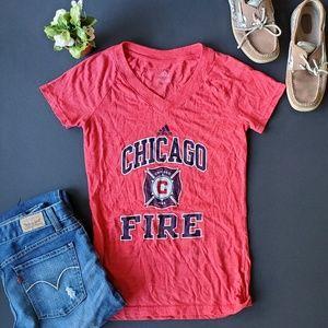 💍Adidad Chicago Fire Shirt